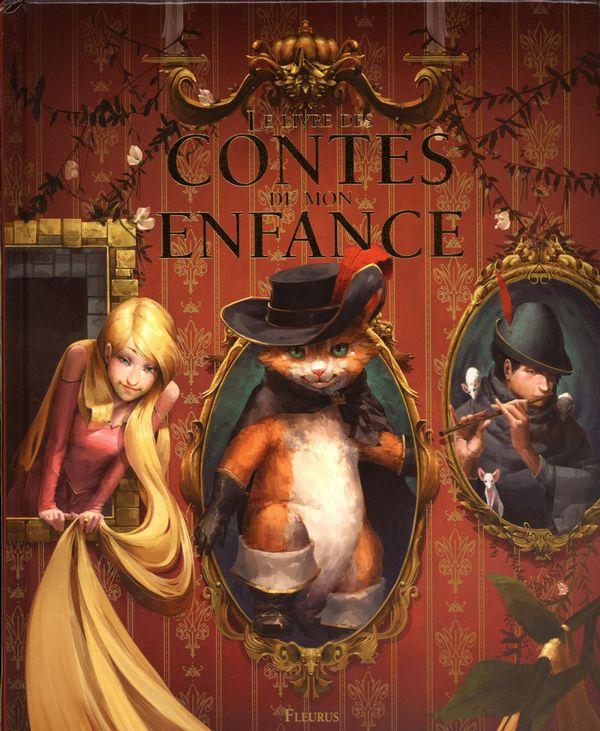 Le livre des contes de mon enfance N.E.