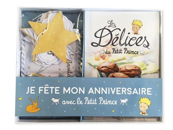Je fête mon anniversaire avec le Petit Prince