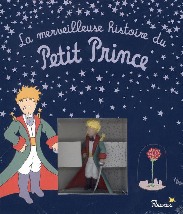 La merveilleuse histoire du Petit Prince + Figurine habits de gala