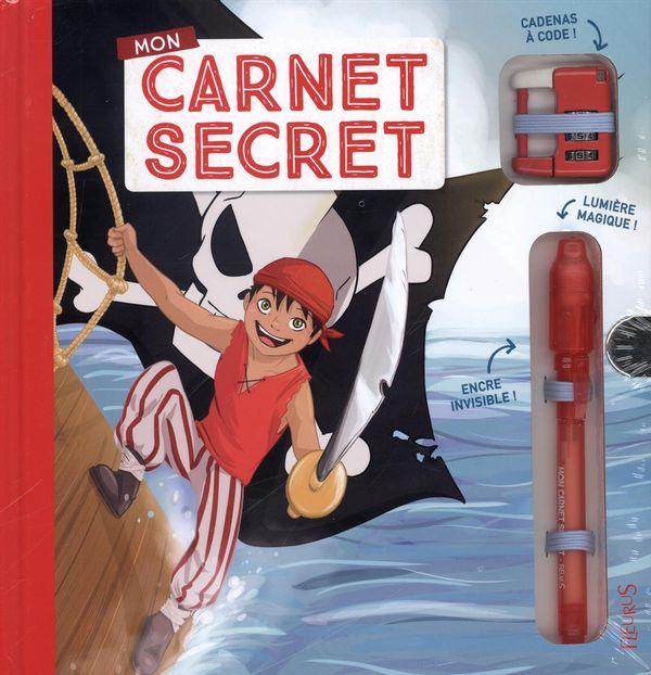 Mon carnet secret - Pirates