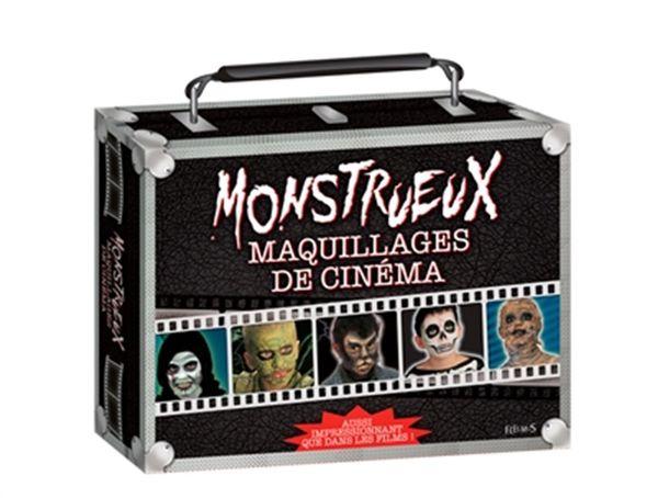 Monstrueux maquillages de cinéma