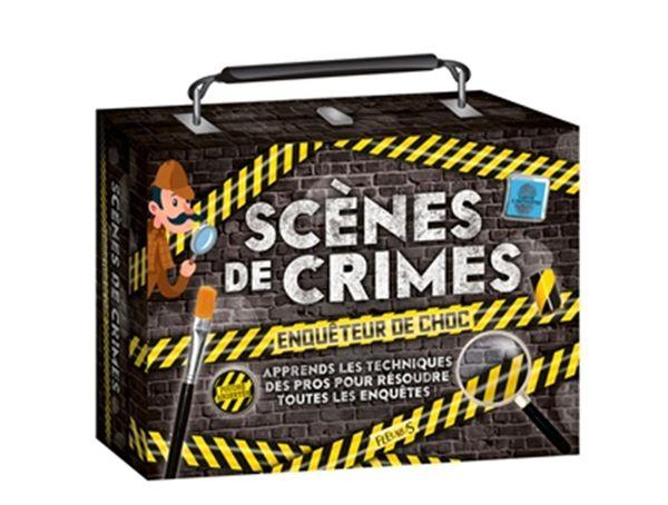 Scènes de crimes : Enquêteur de choc