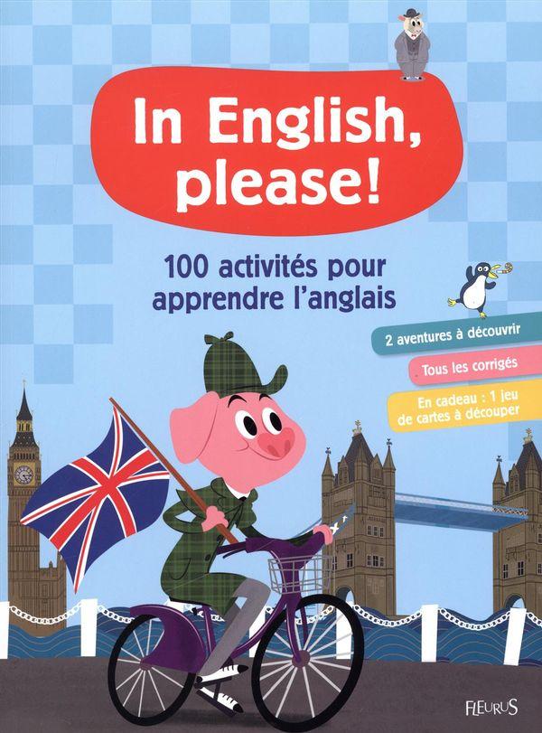 100 activités pour apprendre l'anglais
