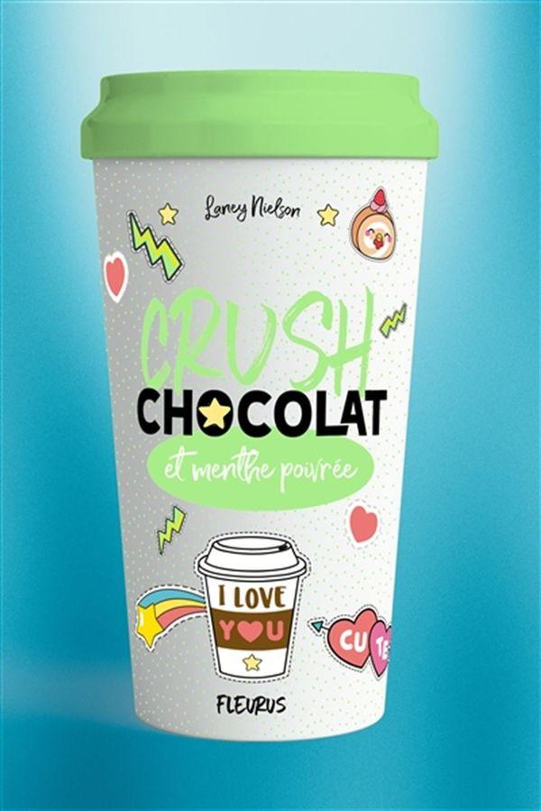 Crush, chocolat et menthe poivrée