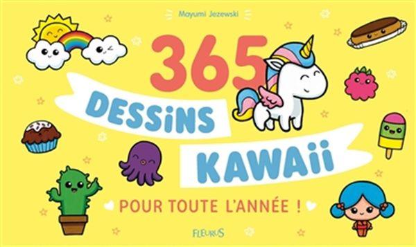 365 dessins kawaii pour toute l'année!