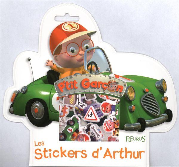 Les stickers d'Arthur