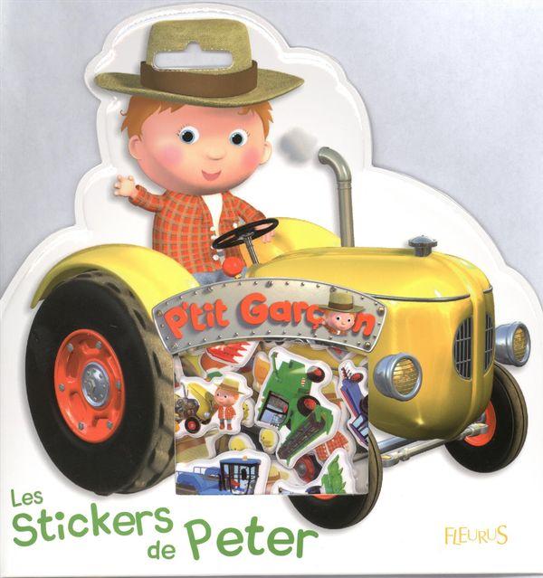 Les stickers de Peter