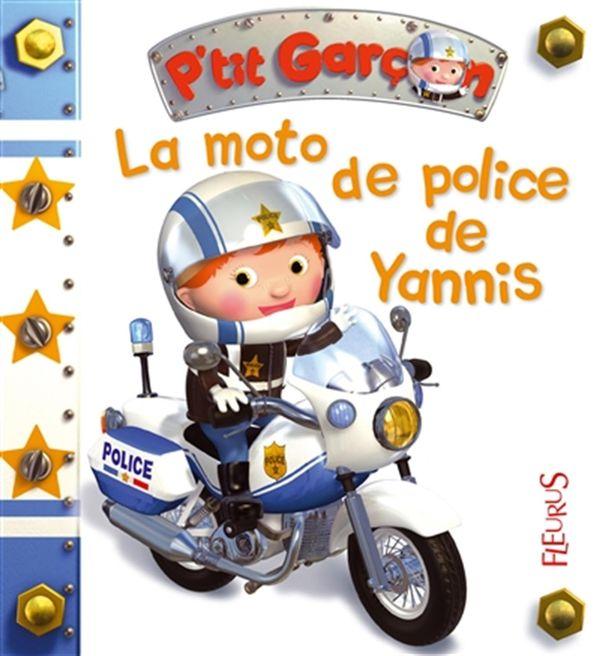 La moto de police de Yanis 26