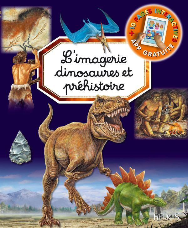 L'imagerie dinosaures et préhistoire N.E.