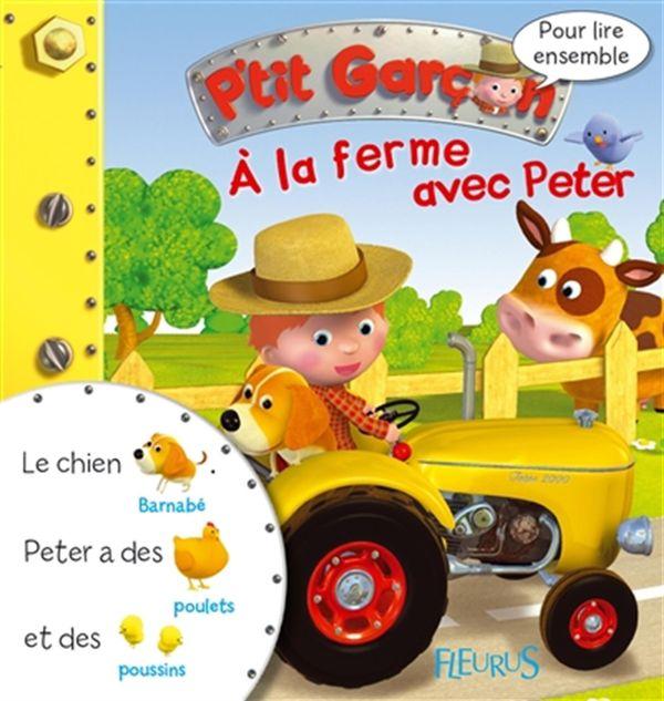 À la ferme avec Peter