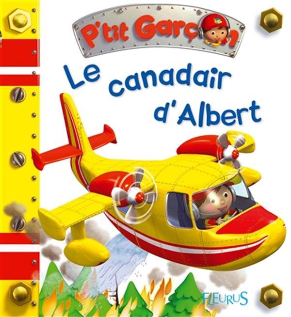 Canadair d'Albert La