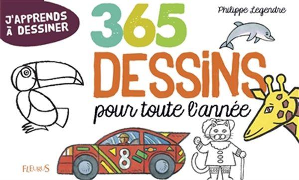 365 dessins pour toute l 39 ann e distribution prologue. Black Bedroom Furniture Sets. Home Design Ideas