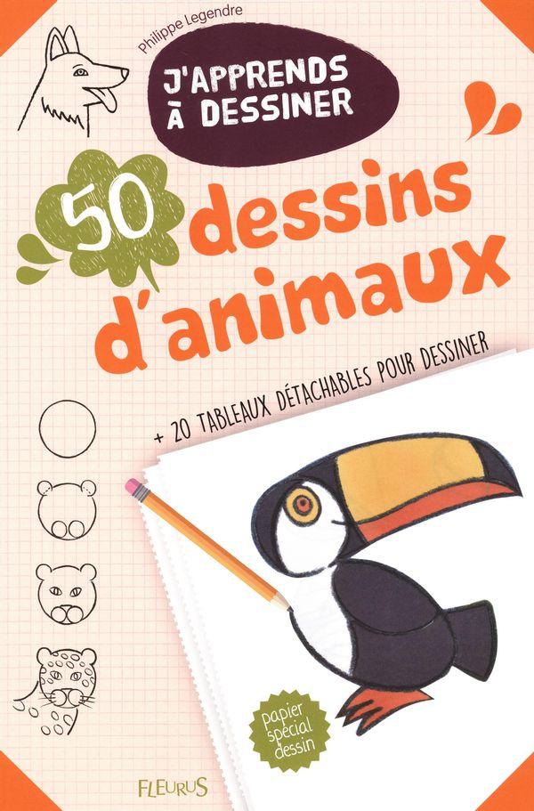 50 dessins d'animaux
