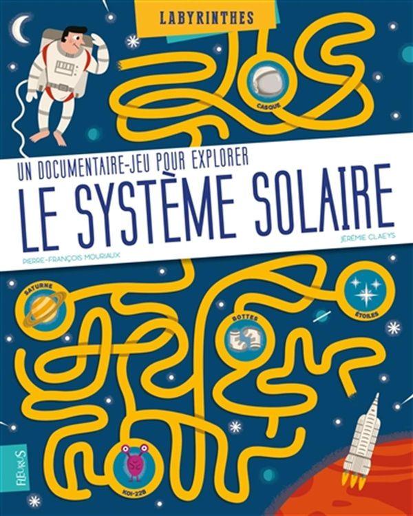 Un documentaire-jeu pour explorer le système solaire