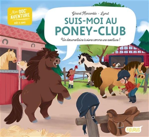 Suis-moi au poney-club
