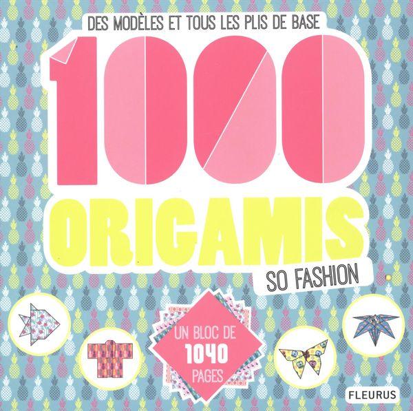 1000 origamis so fashion