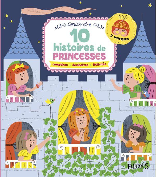 10 histoires de princesses n e distribution prologue. Black Bedroom Furniture Sets. Home Design Ideas