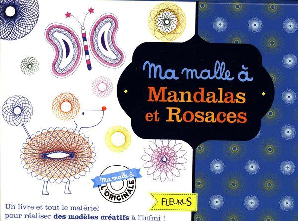 Ma malle à Mandalas et Rosaces