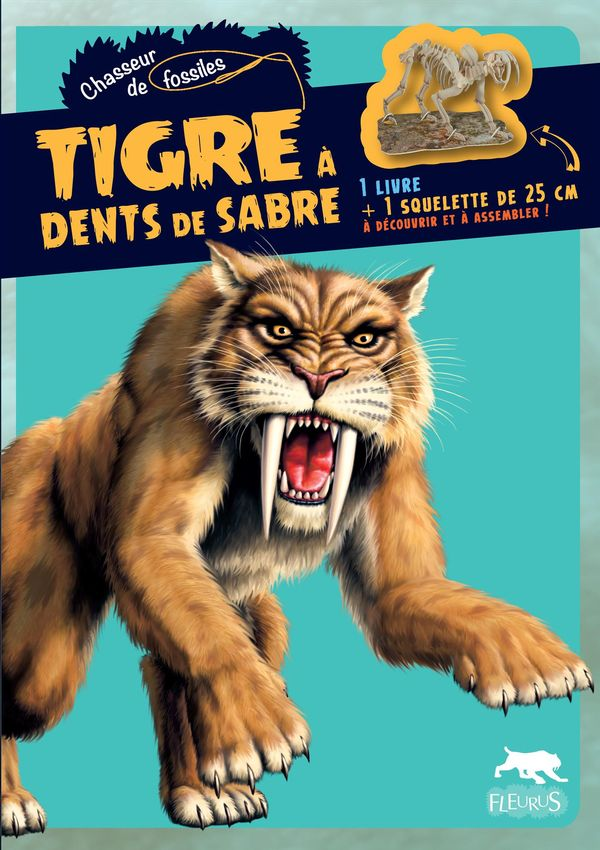 Tigre à dents de sabre