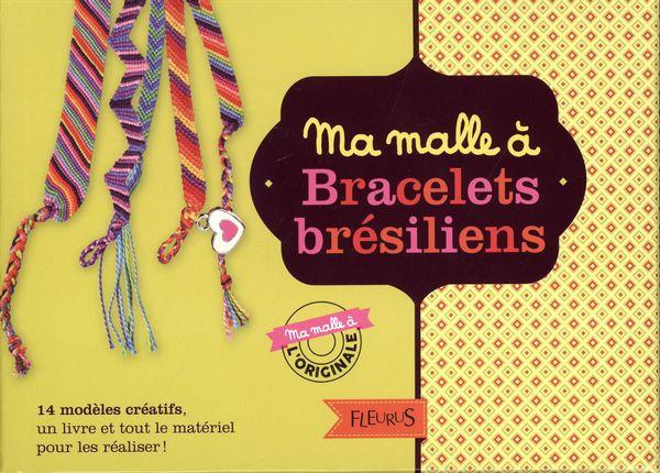 Ma malle à bracelets brésiliens N.E.