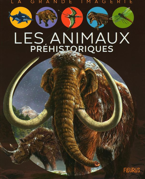 Les animaux préhistoriques N.E.