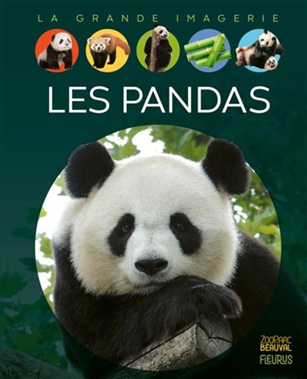 Les pandas - La grande imagerie