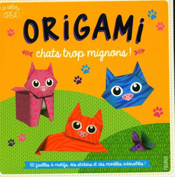Origami - Chats trop mignons