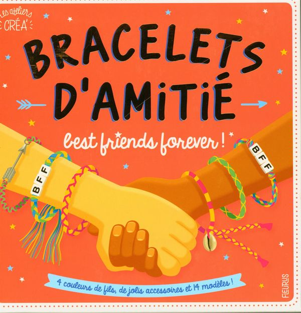Bracelets d'amitié - Best friends forever!