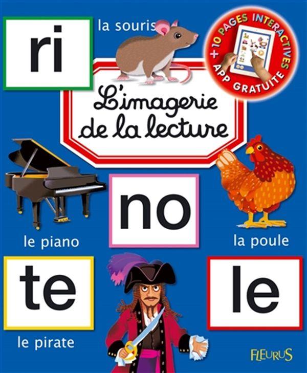 L'imagerie de la lecture N.E.