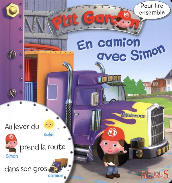 En camion avec Simon