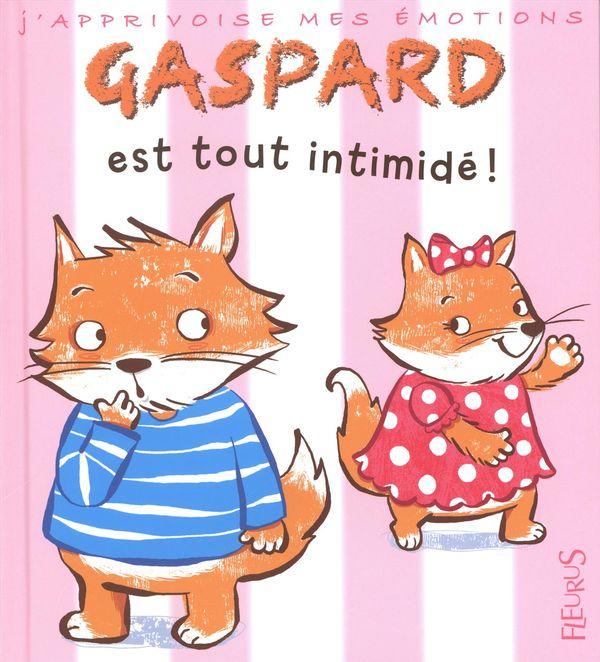 Gaspard est tout intimidé!