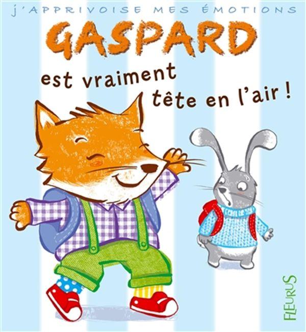 Gaspard est vraiment tête en l'air!
