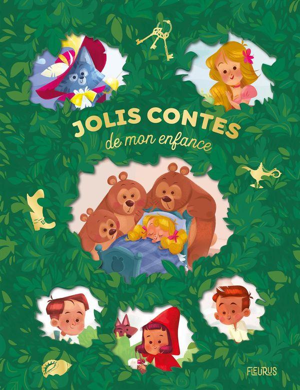 Jolis contes de mon enfance