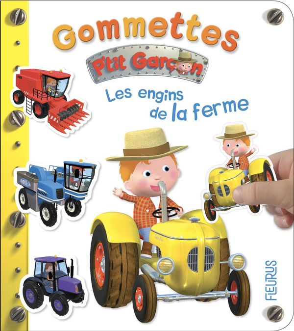 Engins de la ferme Les