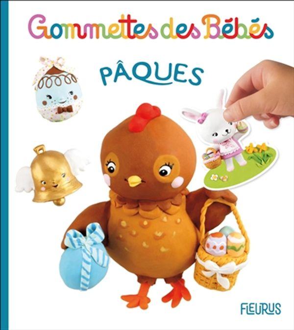 Pâques N.E. : Gommettes des bébés
