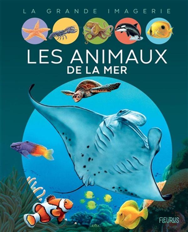 Les animaux de la mer N.E.