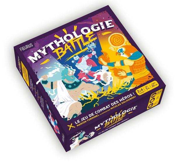 Mythologie Battle : Le jeu de combat des héros!