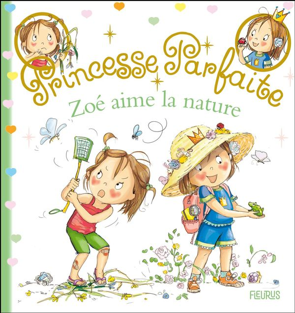 Zoé aime la nature