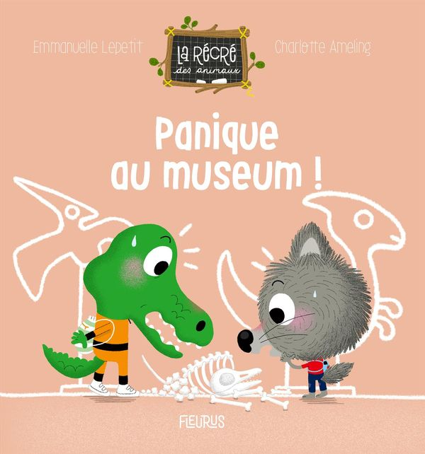 Panique au Muséum !