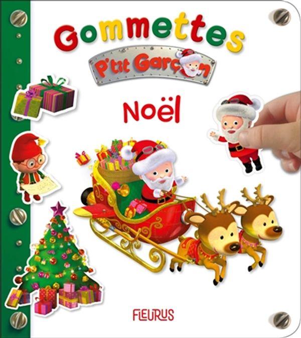 Noël - Gomettes P'tit Garçon