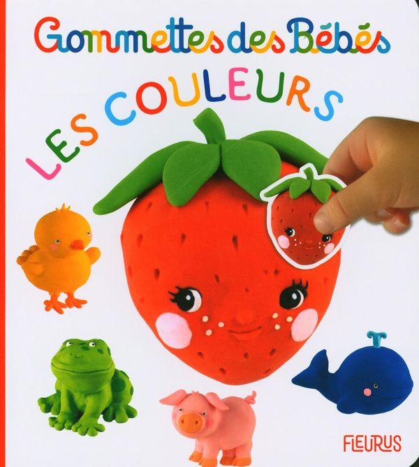 Les couleurs : Gommettes des Bébés