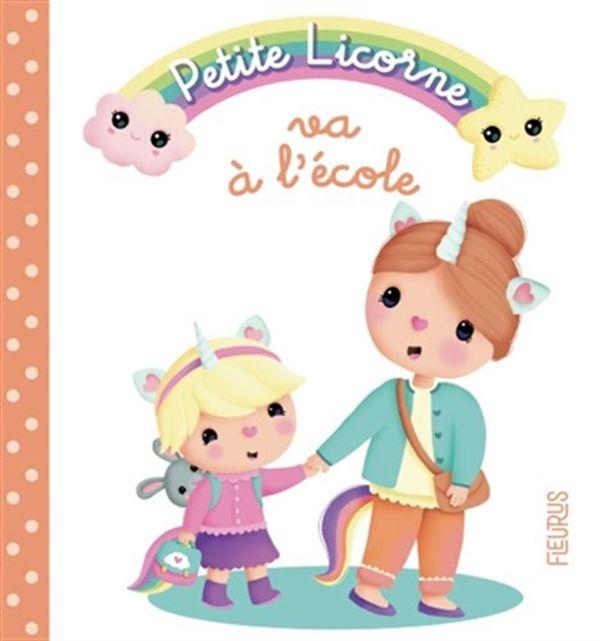Petite Licorne va à l'école