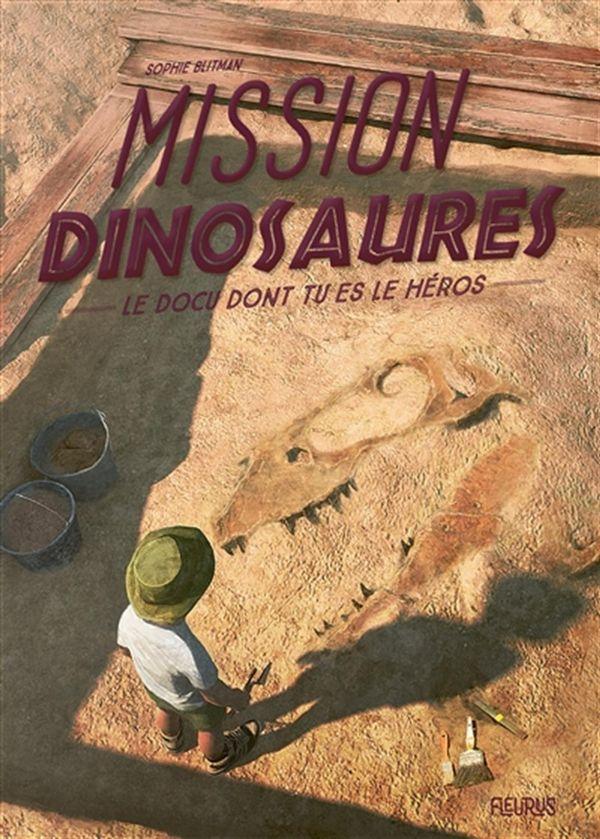 Mission Dinosaures