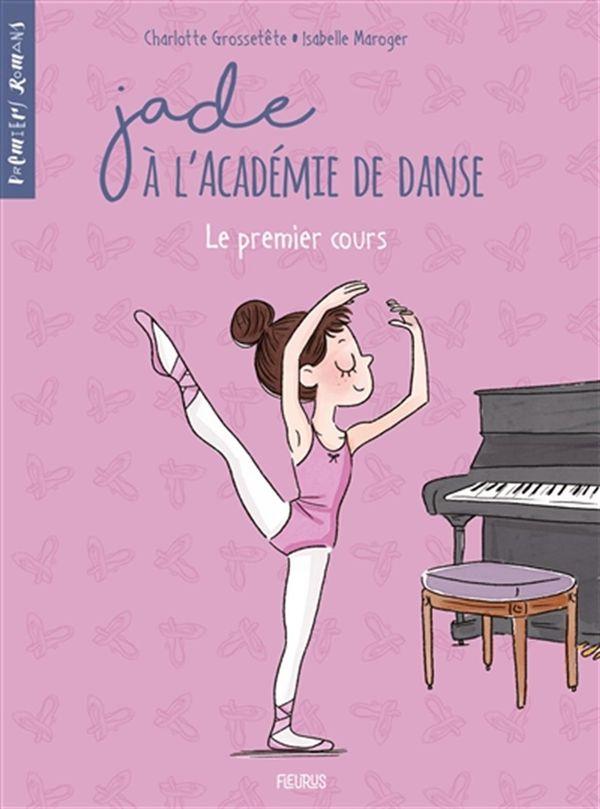 Jade à l'Académie de danse 01 : Le premier cours
