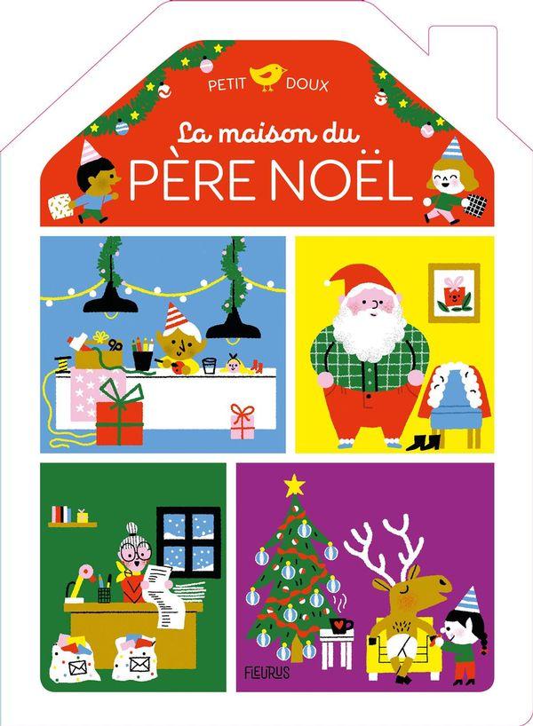 Maison du père Noël La