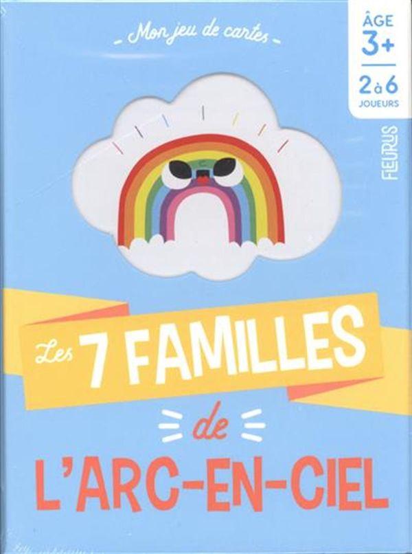 Les 7 familles de l'arc-en-ciel 3 ans et +
