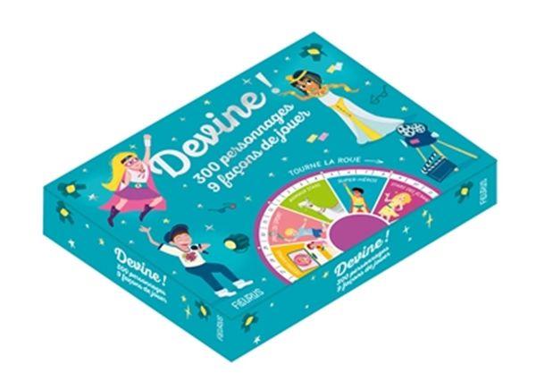 Devine! 300 personnages, 9 façons de jouer