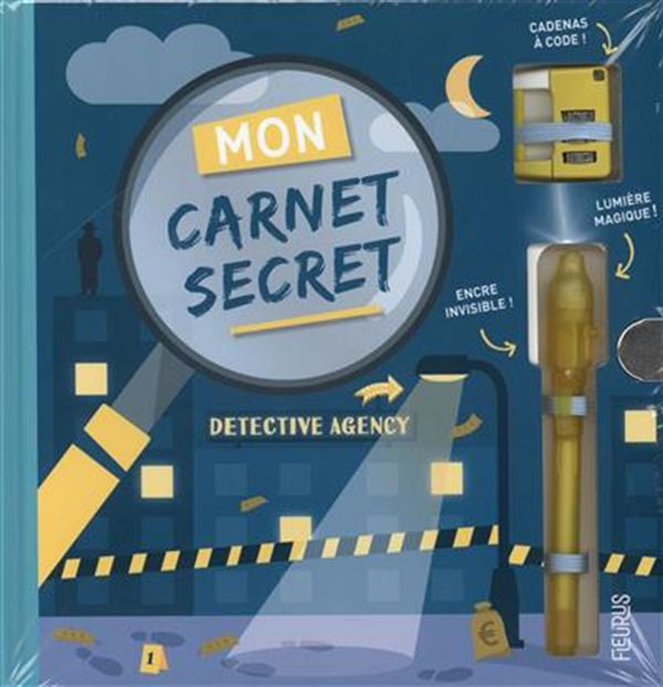 Mon carnet secret - top secret