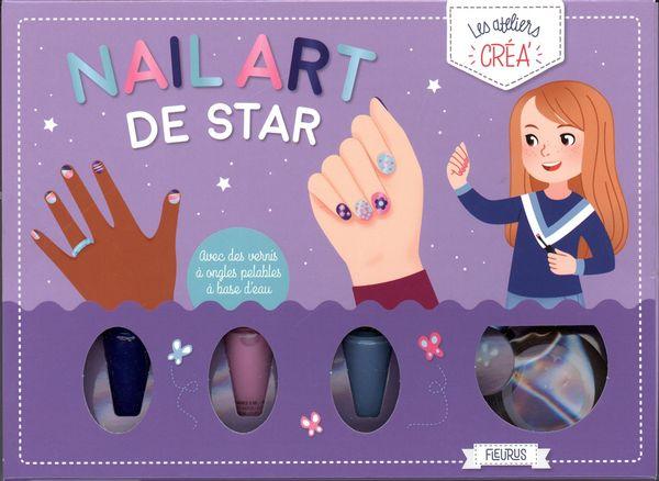 Nail art de star