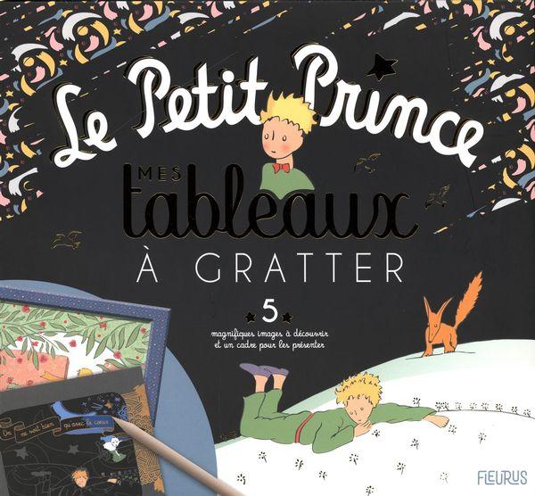 Le Petit Prince - Mes tableaux à gratter